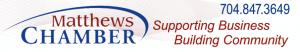 Matthews Chamber Logo