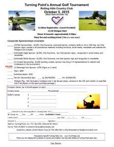 Sponsorship form website update